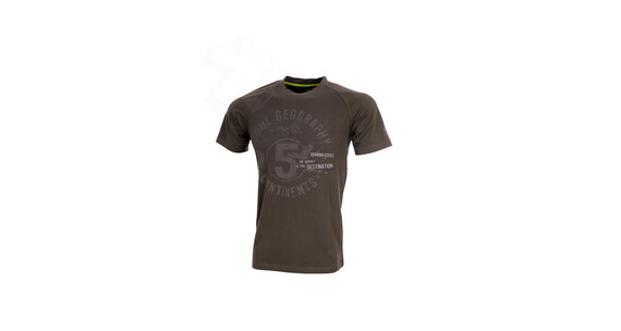 Salewa IFFIT CO Men's S/S TEE walnut